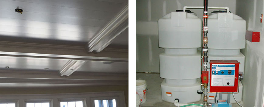Residential Fire Protection